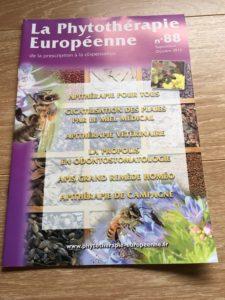 Phytothérapie européenne N88