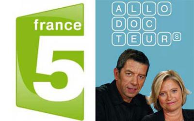 """""""Allo Docteur"""" sur France 5"""