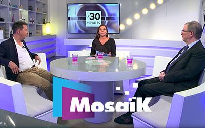 L'apithérapie sur Mosaïk TV